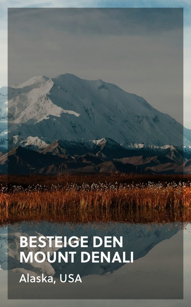 Besteige den Denali