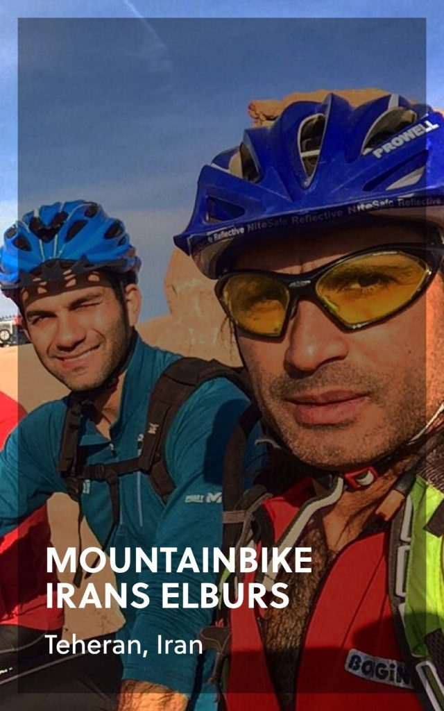 Mountainbike Iran