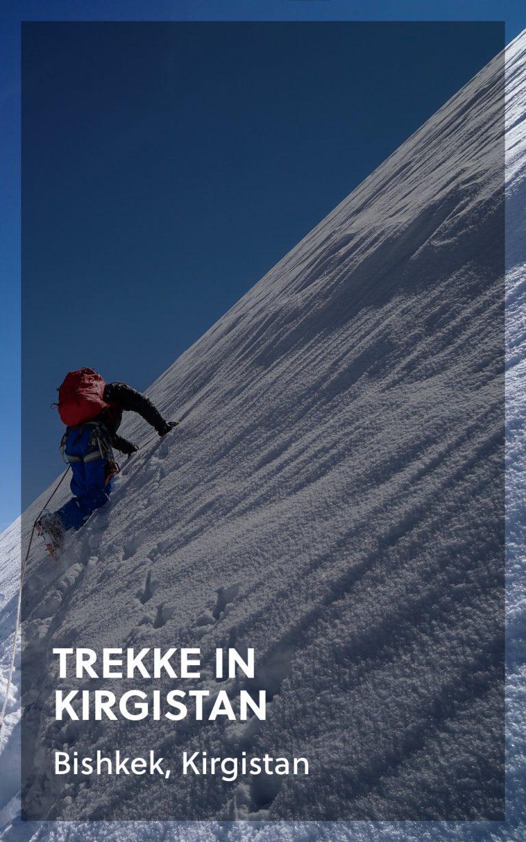 Peak Lenin Base Camp Trek in Kirgistan