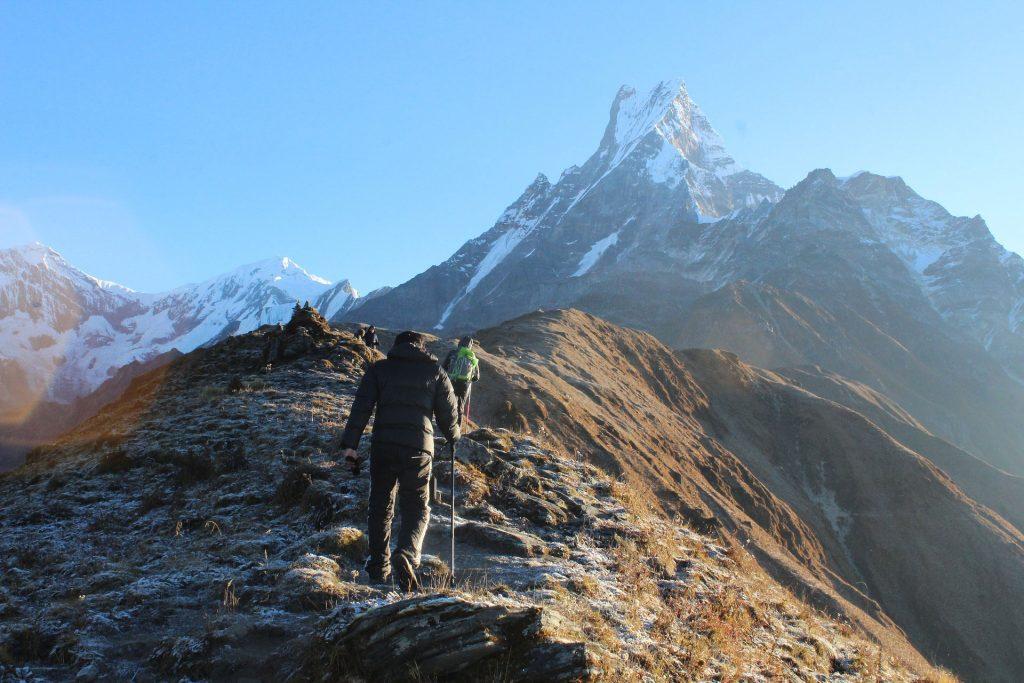 Himalaya Trekking auf dem Mardi Himal Trek
