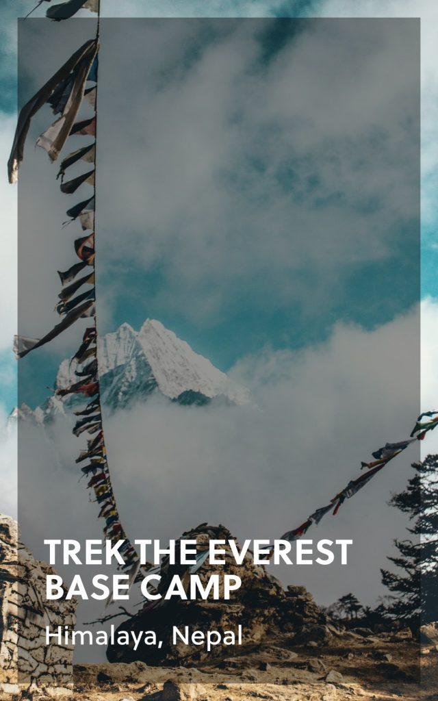 Everest Base Camp - Nepal
