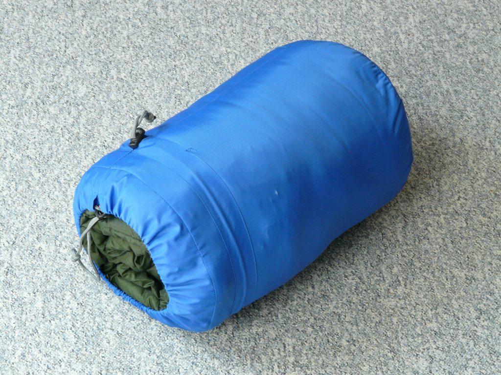 Nepal Trekking Packliste Schlafsack