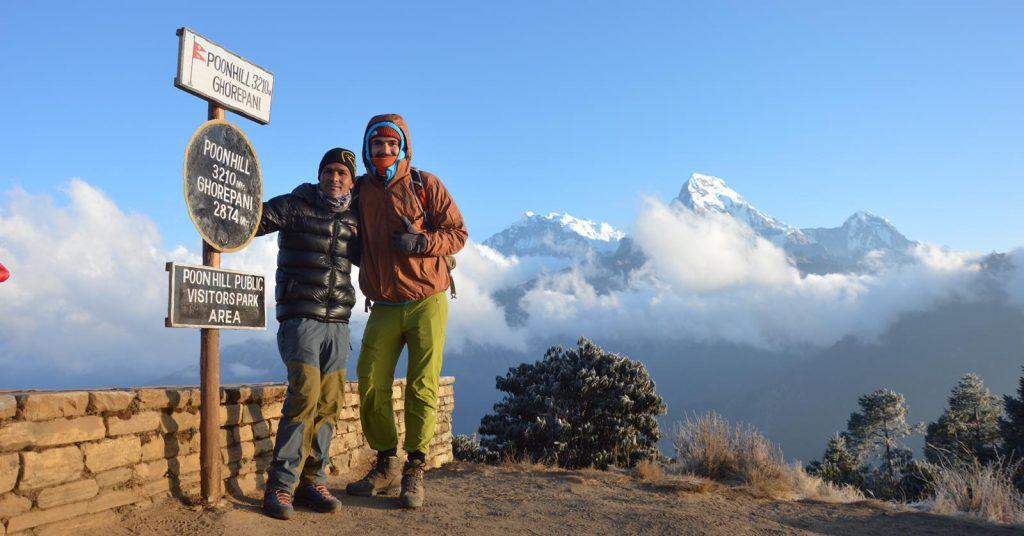 Trekking Packliste - Wollmütze und Handschuhe