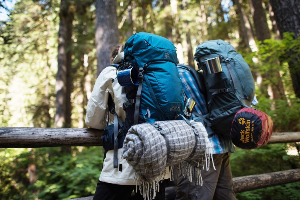 Trekking Rucksack - Outdoor Backpack