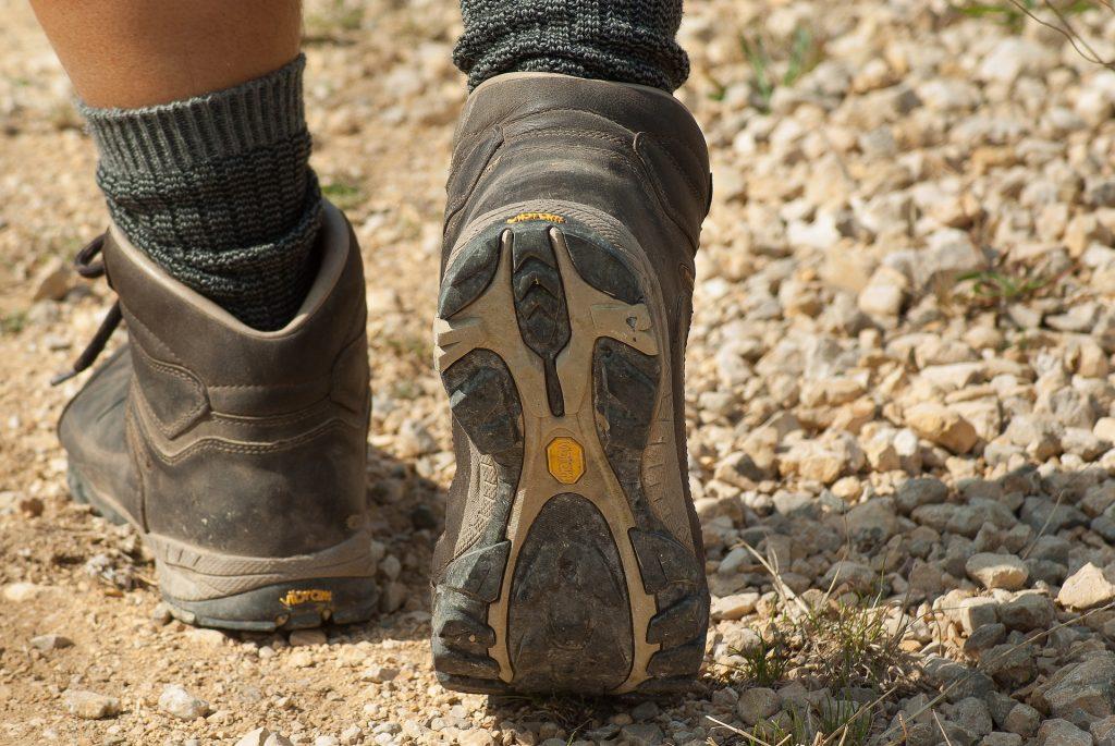 Trekking und Wander Schuh