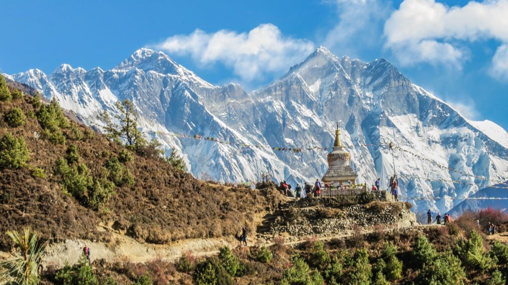 Trekking zum Annapurna Base Camp