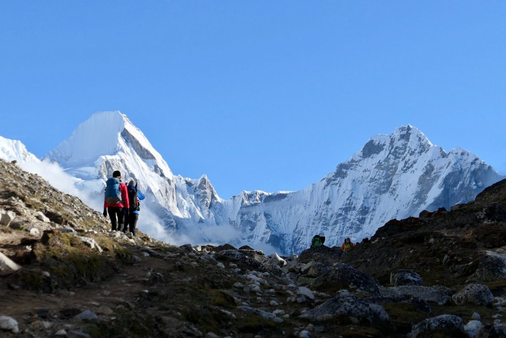 Everest Base Camp Trek, Trekking Nepal