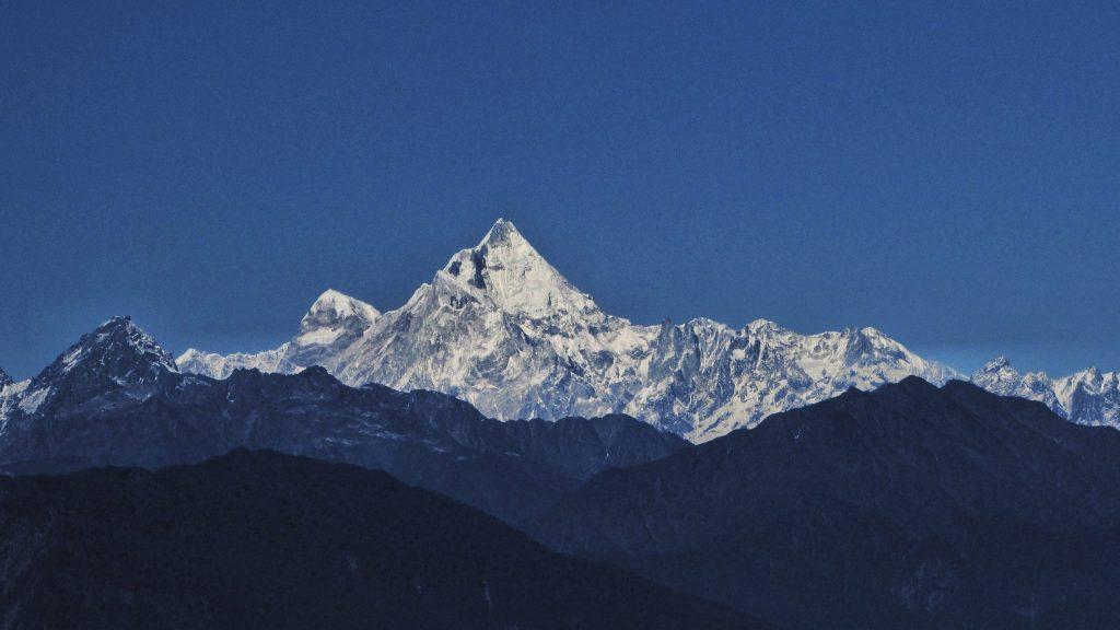 8 großartige Gipfel