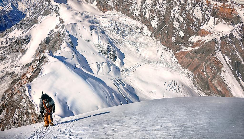 Cho Oyu Besteigung Nepal