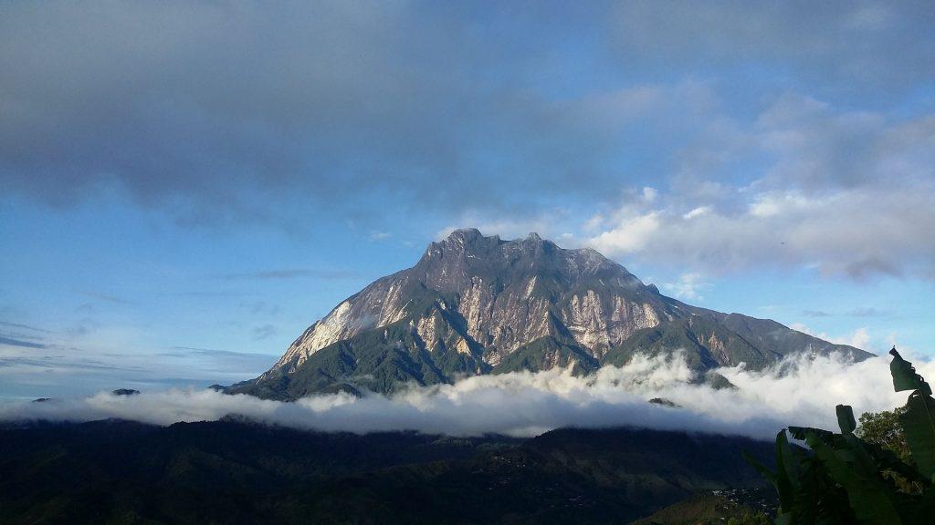 Mount Kinabalu Besteigung