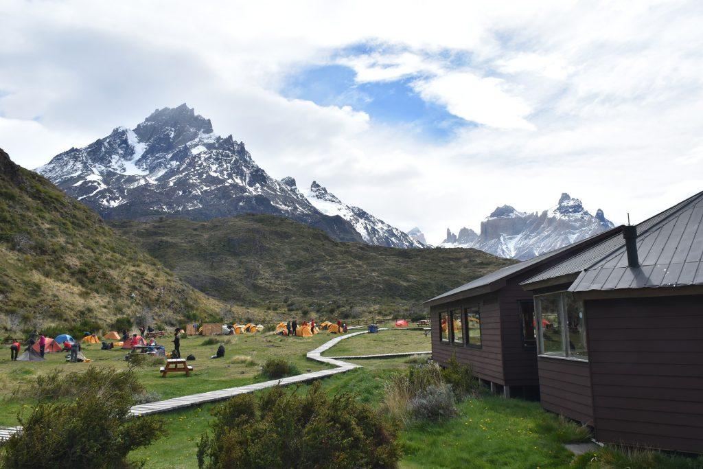 Refugios (Hütten) vs Camping in Patagonien