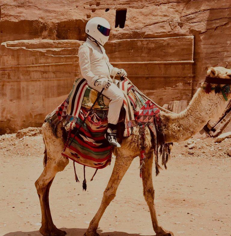 Isa in Jordanien