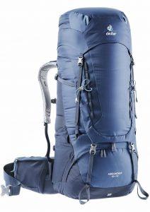 Trekking Rucksack - Deuter Aircontact 65u10-3365-s19