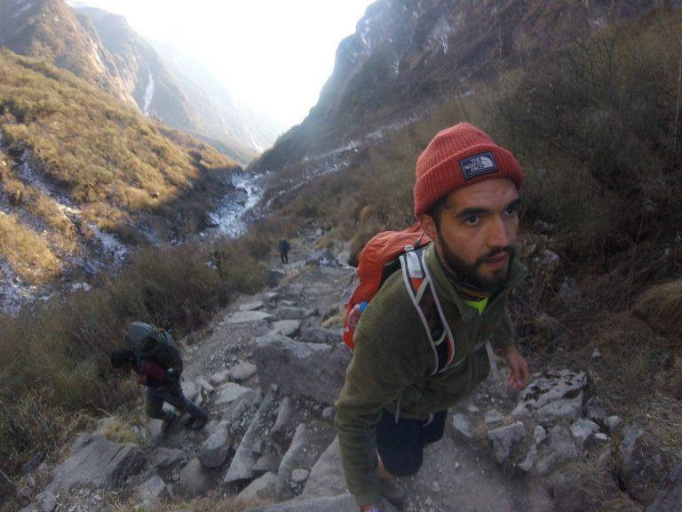 Influencer Rene - Annapurna Base Camp Trek