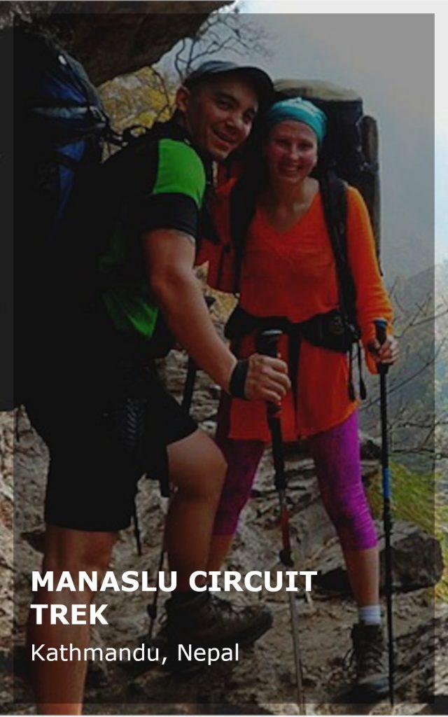 Manaslu Valley Trek