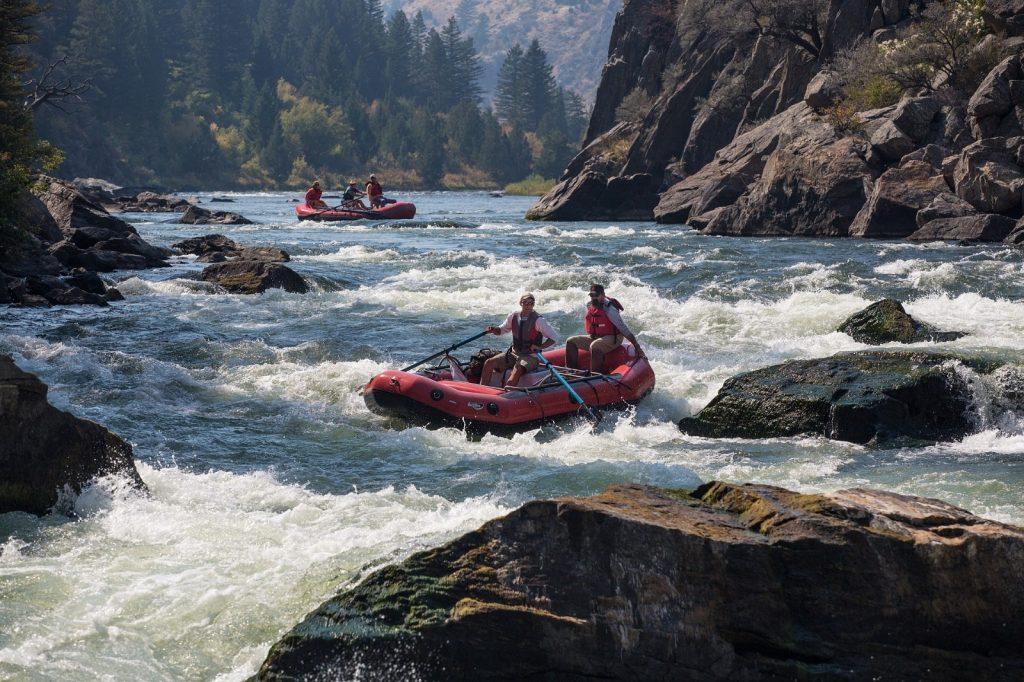 Amazonas River Rafting Peru
