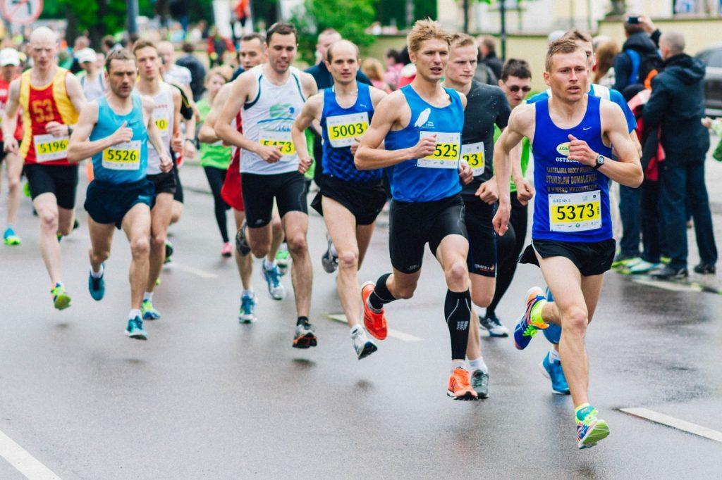 Bucketlist-Marathon, Triathlon laufen