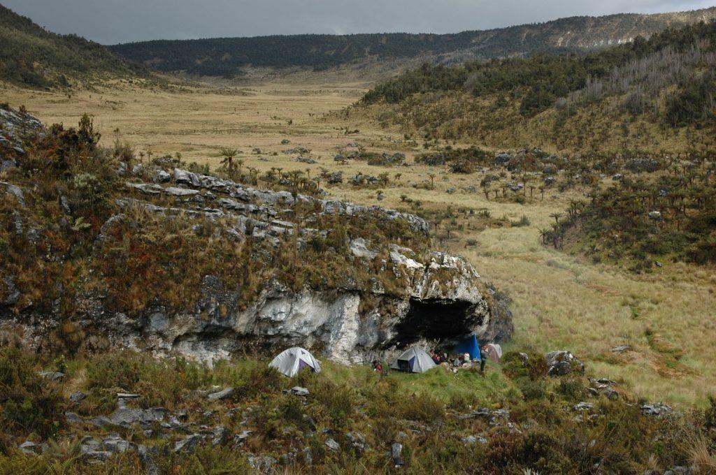 Carstensz Pyramide Besteigung Expedition