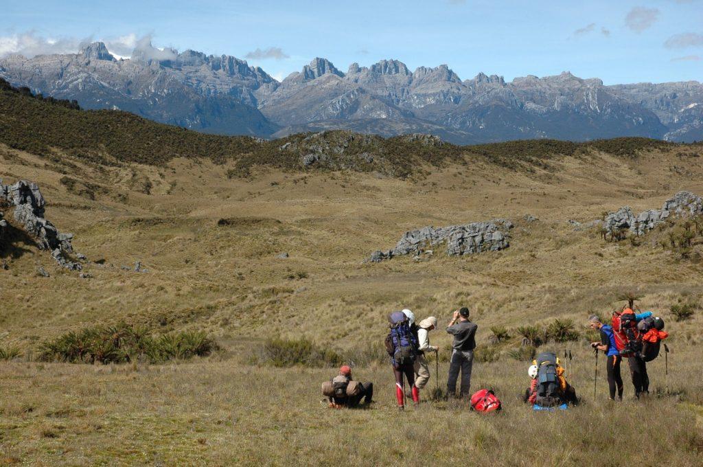 Carstensz Pyramide Besteigung