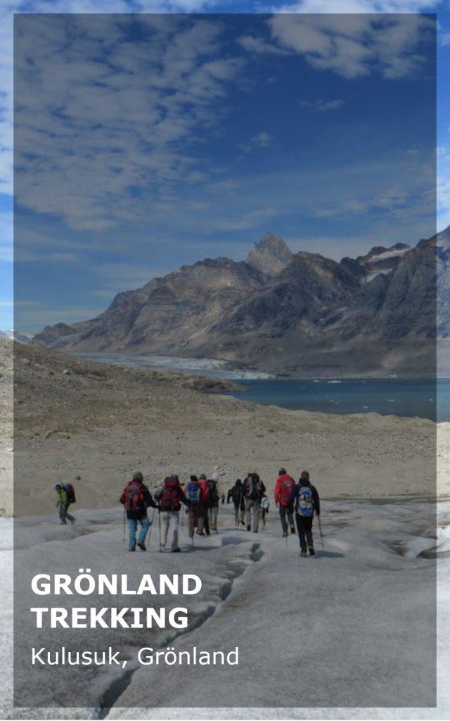 Grönland Trekking