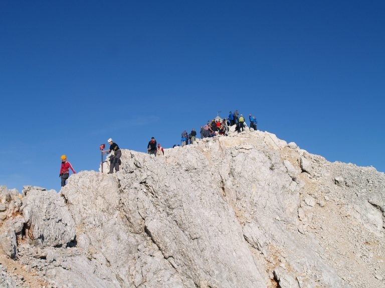 Mount Triglav Besteigung Slowenien