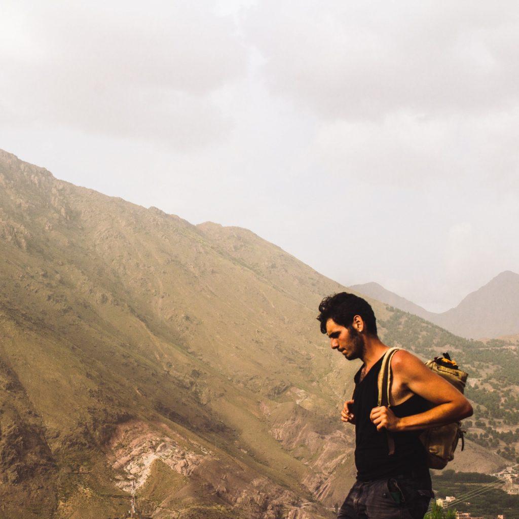 Mt. Toubkal Besteigung Marokko