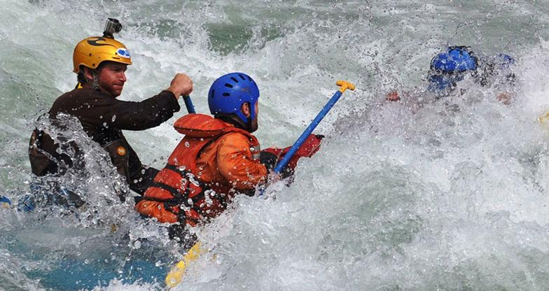 Rafting Sunkoshi River