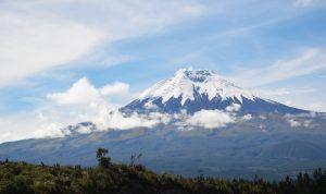 Vulkan Cotopaxi Besteigung Ekuador