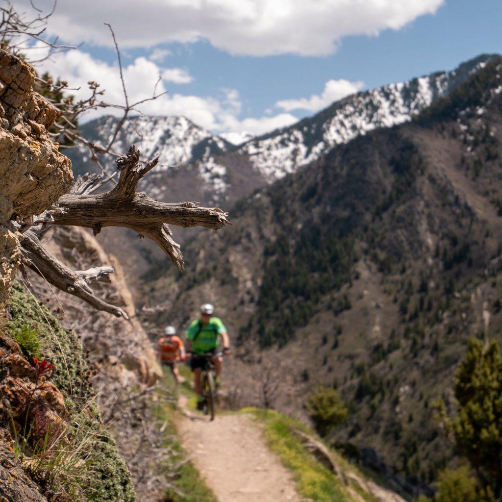Mountainbiking Albanien