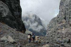 Carstensz Pyramid Besteigung