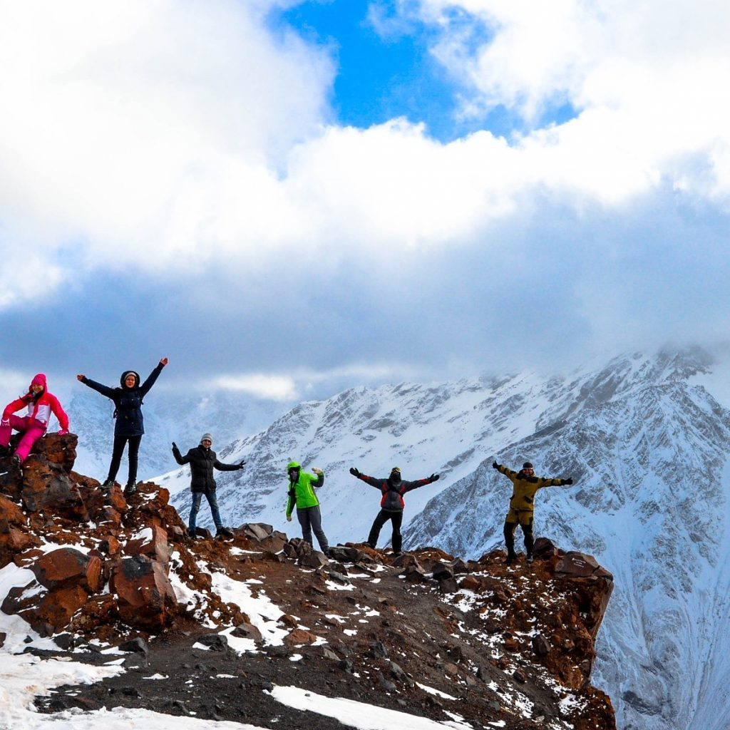 Elbrus Besteigung