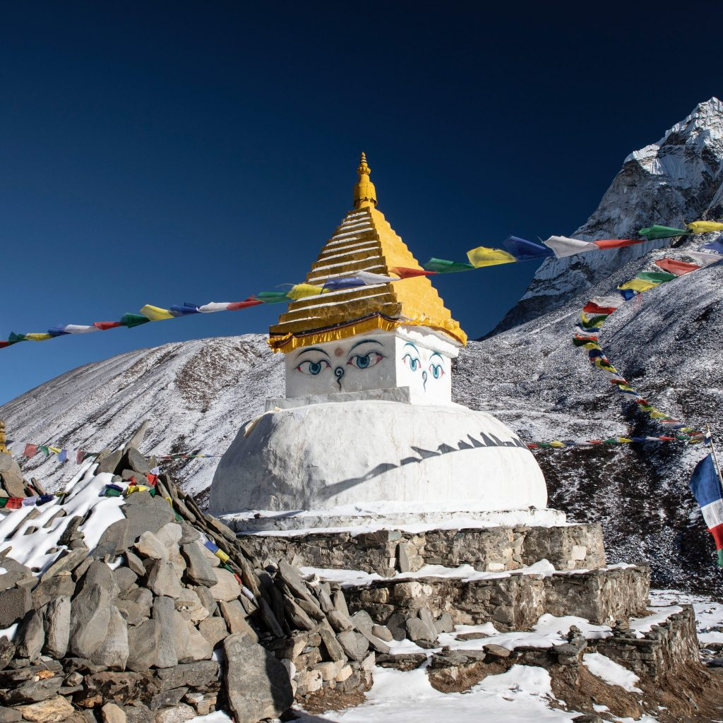 Everest Three Passes Trek