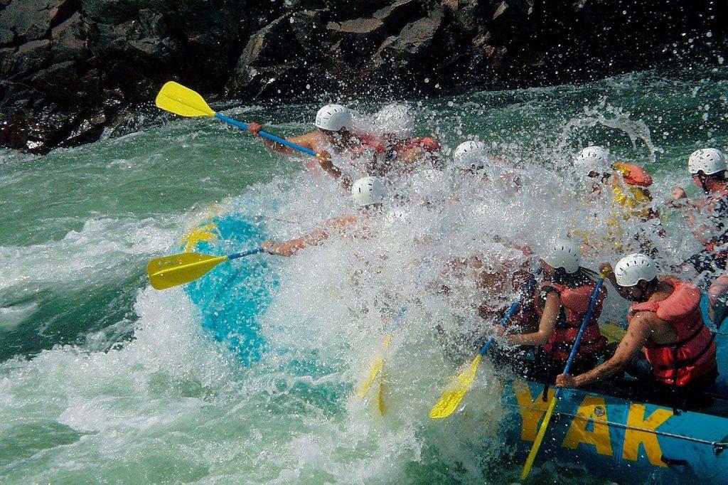 Rafting Amazonas