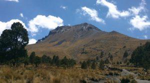 Malinche-volcano