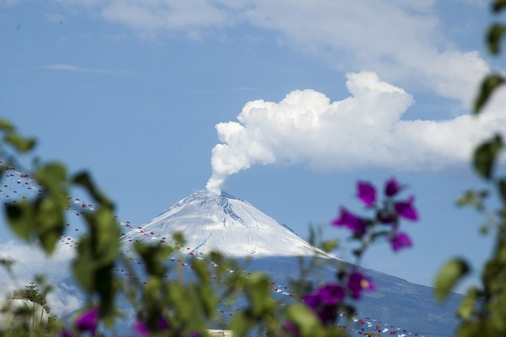 Mexiko-Trekking-Vulkan-popocatepetl