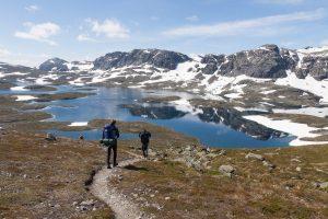 Trekking-Europa-Hardangervidda-Norwegen