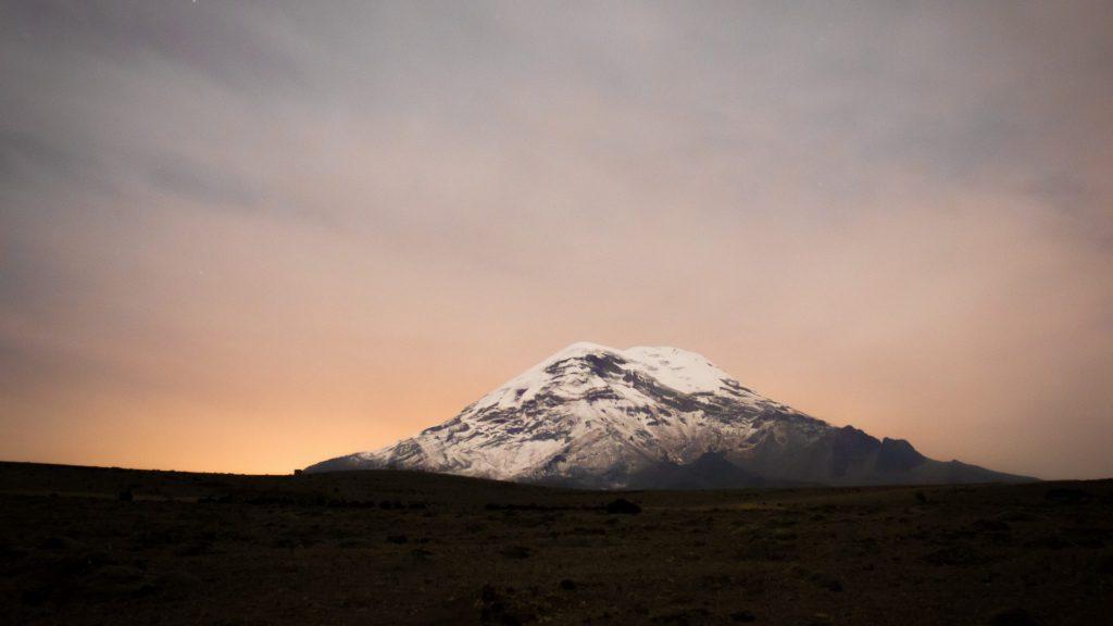 Chimborazo Besteigung