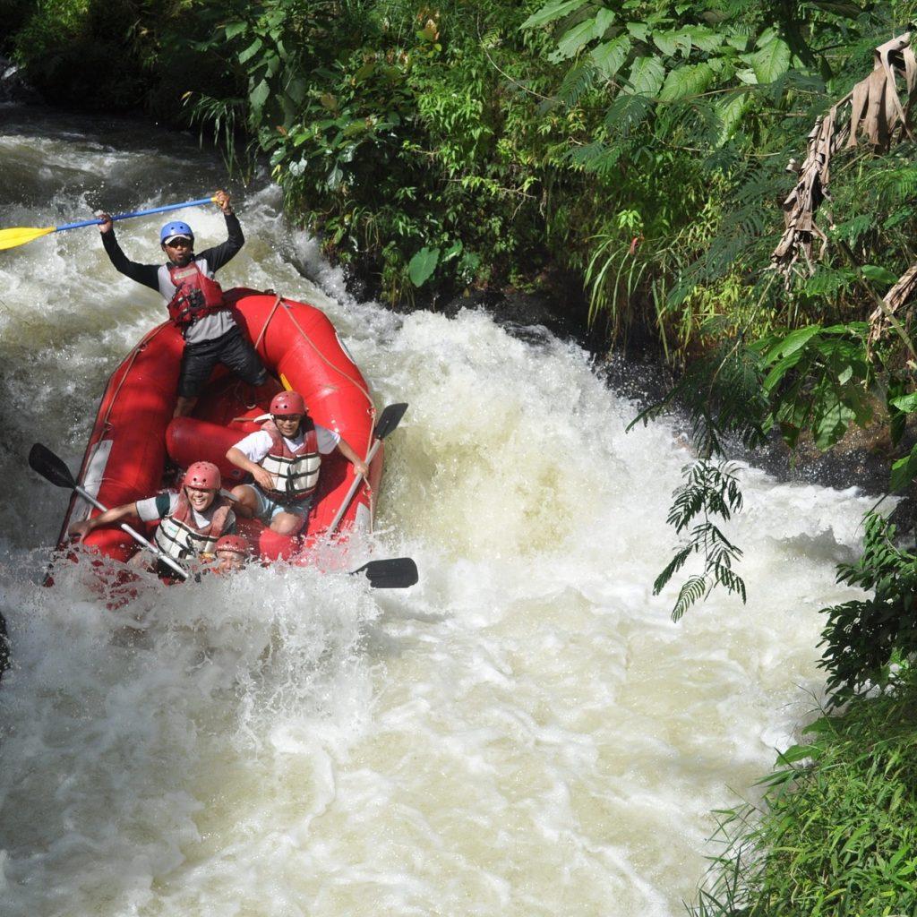 Amazonas River Rafting