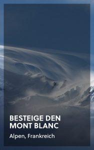 Mont-Blanc-Besteigung