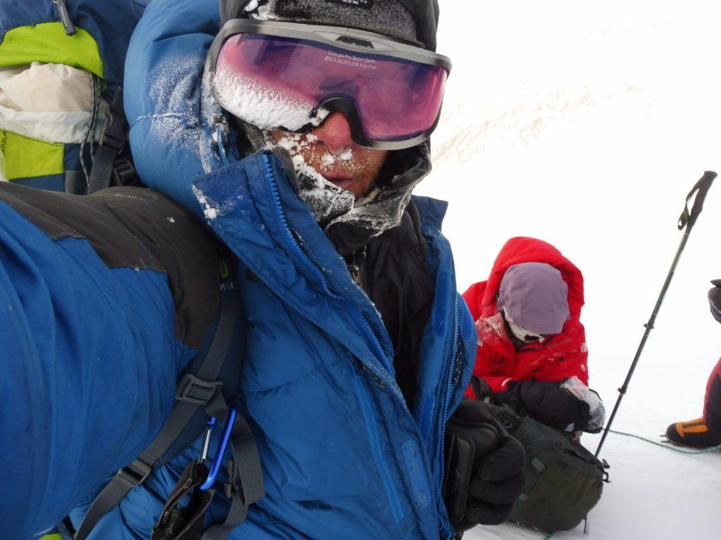 Mount-Vinson-Besteigung