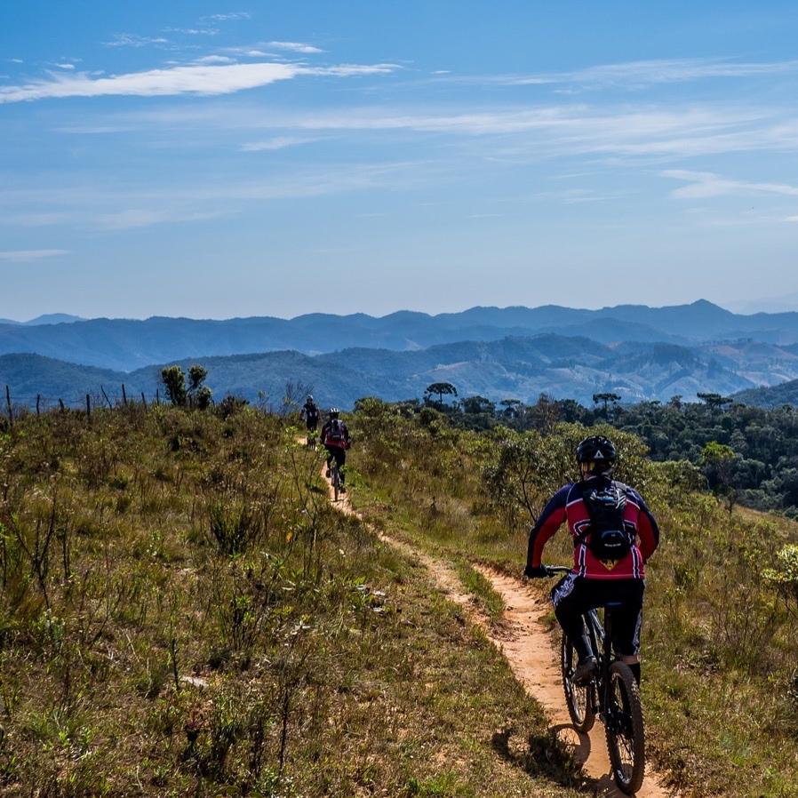 Mountainbiking Albanien Kosovo