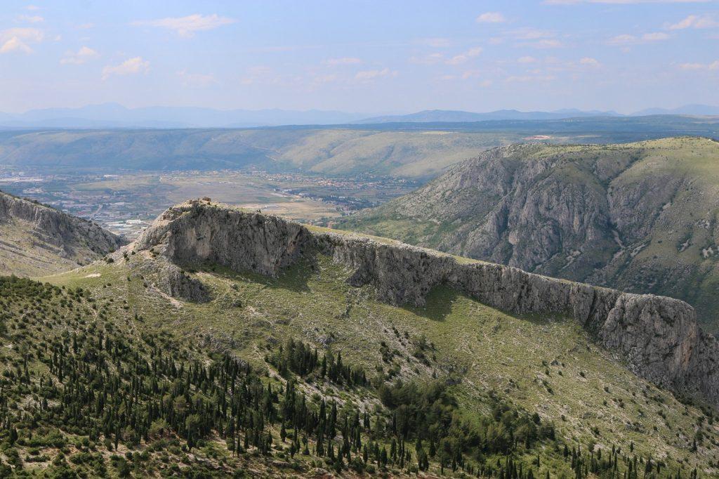Bosnien Landschaft wandern