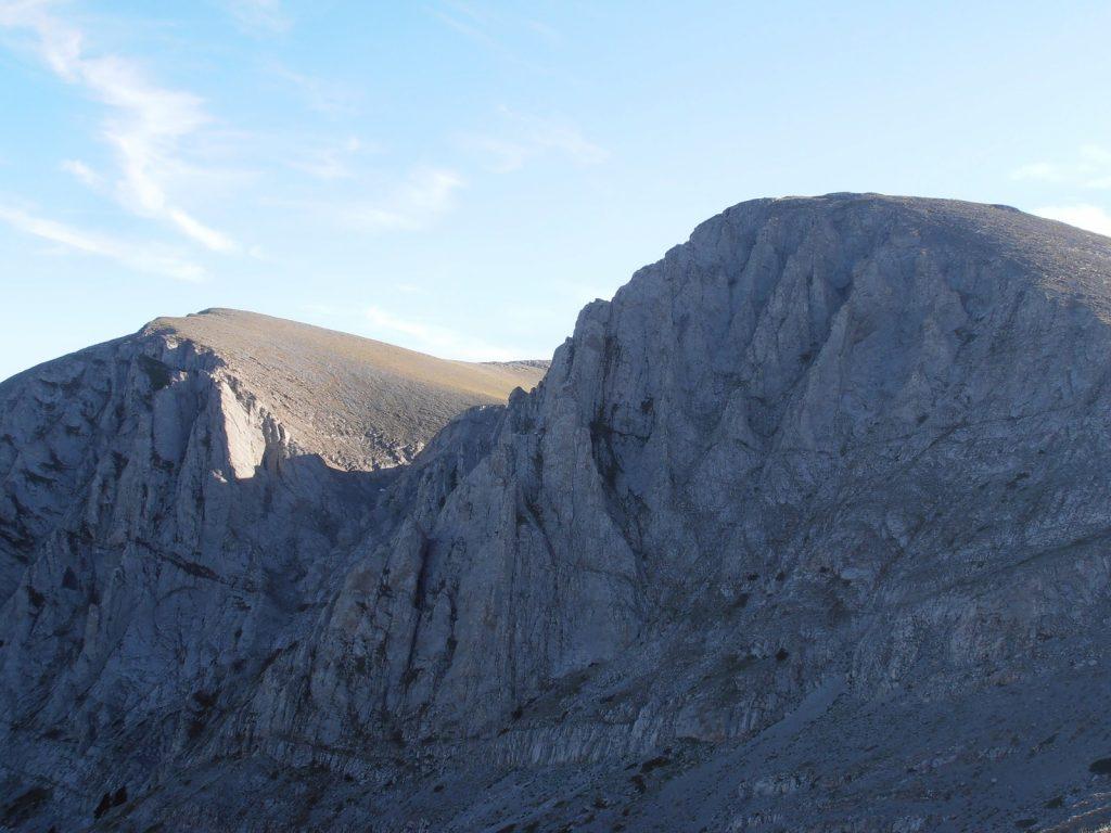 Griechenland Wandern Olymp Berg