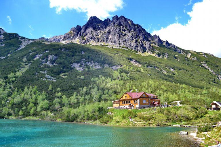Hohe Tatras wandern - Slowakei - Pleso