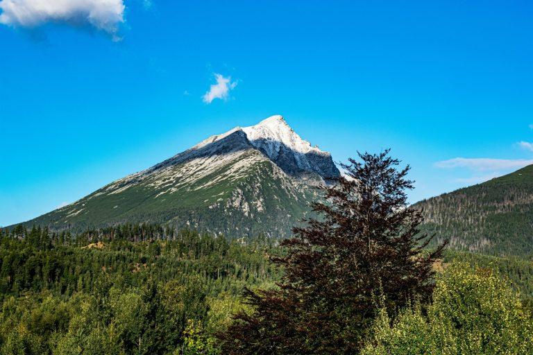 Kriván - schönester Berg der Slowakei