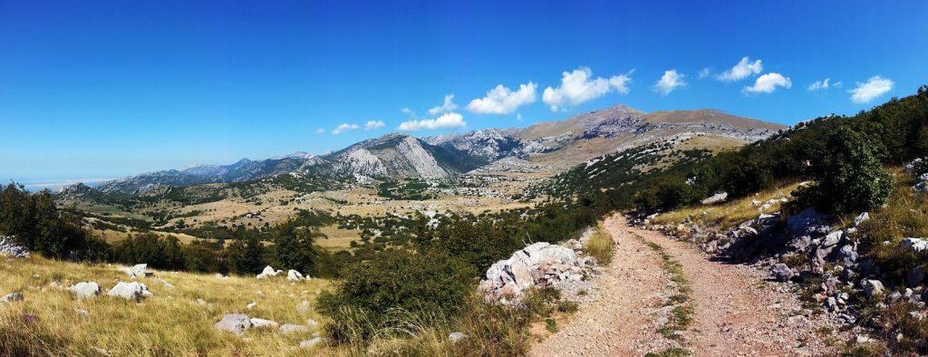Kroatien wandern - Velebit Gebirge