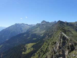 Meran merano alpenueberquerung panorama