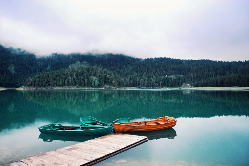 Nationalpark Skadarsee Skutarisee
