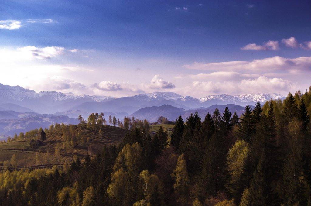 Rumänien Bucegi Gebirge