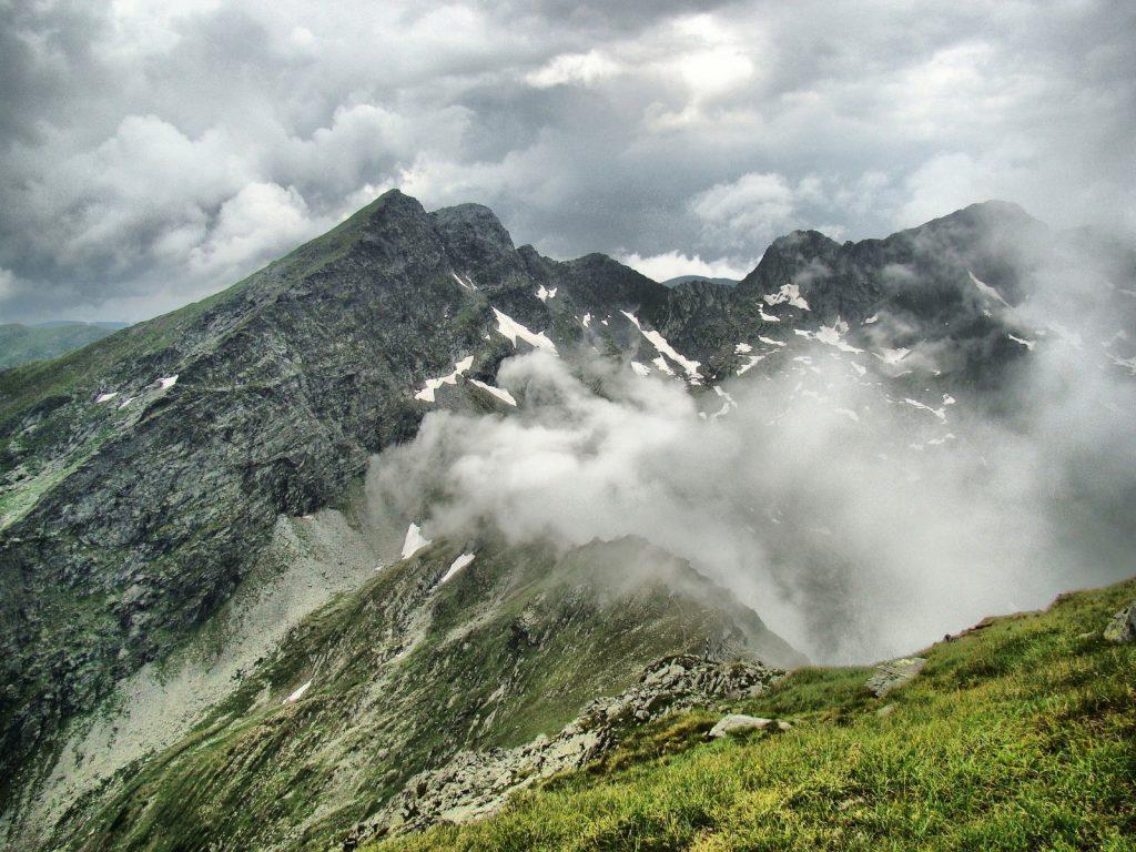 Rumänien Fagaras Gebirge
